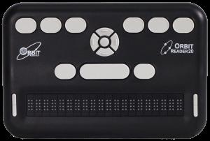 Orbit Reader 20 - Refreshable Braille Display