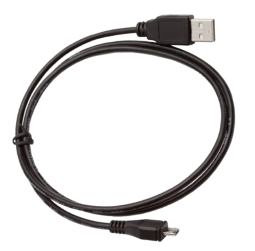 USB A to Micro-B Cable