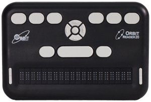 Orbit Reader 20 - Refreshable Braille Display