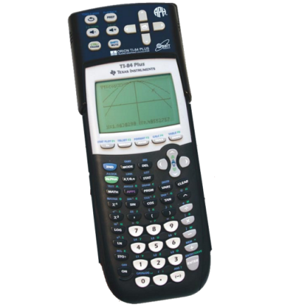Orion TI 84 Plus Talking Graphing Calculator